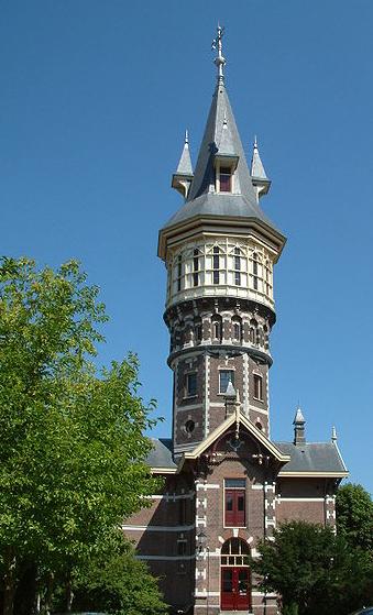 De Watertoren van Schoonhoven